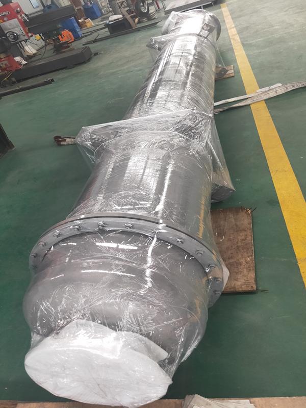 钛换热器-海兵钛镍